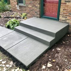 Best Precast Concrete Steps Custom Concrete Stairs Concrete 640 x 480