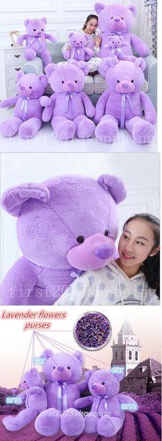 Stuffed Animals Beanbag Plush 51030: 16 -63 Giant Hung Big Teddy Bear Beanbag Plush Baby Soft Toys Valentine Gift -> BUY IT NOW ONLY: $93.94 on eBay!