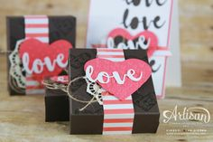 3D box of chocolates perfect for Valentines day or gift giving.  Template on my blog to create this fun box.