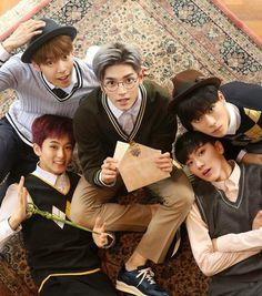NCT | Doyoung, Mark, Taeyong, Ten & Jaehyun