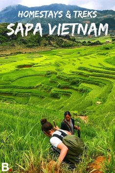 Everything you need to know to plan the perfect trek in the shadow of Mount Fansipan, North Vietnam. A short distance from Hanoi we find incredible landscapes Chiang Mai Thailand, Koh Lanta Thailand, Sapa Vietnam, North Vietnam, Slow Travel, Asia Travel, Family Travel, Beach Travel, Hoi An
