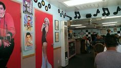 Cedar Glen Malt Shop, a great throwback...