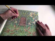 Perfect The Secret Garden Coloring Book 72 Secret Garden Colouring