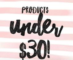 If you're on a budget no worries!! Any of these products are $30 and under! You've been wanting to try a product? Let's talk!  985-290-5982  ▫REPAIRAGE- $29 ▫PREVENTAGE- $25 ▫LIP & EYE- $29 ▫GREENS CHEWS- $30 ▫ENERGY- $29 ▫FAT FIGHTER- $23 ▫CONFIANZA (anti stress)- $25 ▫ITS VITAL MINERALS- $23 ▫ITS VITAL OMEGA-3- $23 ▫ITS VITAL CORE NUTRITION- $29 ▫ITS ESSENTIAL WEIGHT LOSS BARS- $25 ▫REGULAR (colon health)- $27 ▫RELIEF- $29