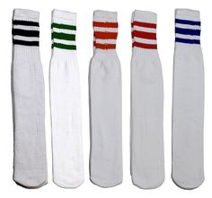 Mens King Tube Classic Sport Socks 5 PK at Amazon Men's Clothing store: