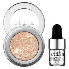 stila - Magnificent Metals Foil Finish Eye Shadow  in Kitten #sephora