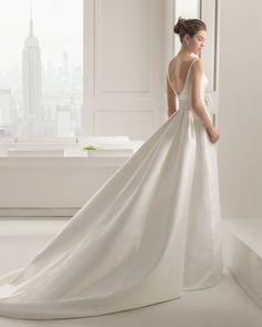 46 81242 SELENIO - Vestido de Novia - Rosa Clará
