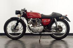 Honda CL350 CaféRacer - Pipeburn - Purveyors of Classic Motorcycles, Cafe Racers & Custom motorbikes