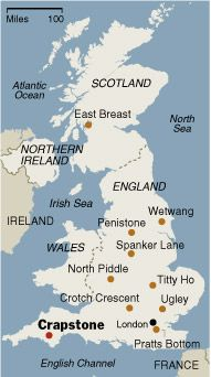 Travel ideas in the UK (adapted from a NYTimes article)
