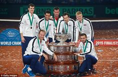 Andy is currently training for the Australian Open after winning the Davis Cup with teamma...