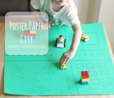 Poster Paper City