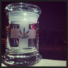 Hey, I found this really awesome Etsy listing at https://www.etsy.com/listing/185253429/engraved-glass-stash-jar-weed-glass-bong