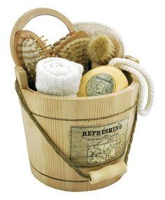 """Set regalo benessere """"Natura""""   La ricetta infallibile per il relax http://www.regali.it/set-regalo-benessere-natura.html"""