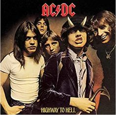 Early anthem rock for the world by AC/DC!