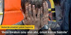 Devriye Haber : Madenden kurtulan işçi: Beni bırakın onu alın