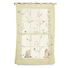 Classic Pooh™ Sheer Window Curtain review | buy, shop with friends, sale | Kaboodle