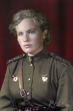 Captain of the medical-sanitary service Bolmisova | Болмисова - капитан медико-санитарной службы.