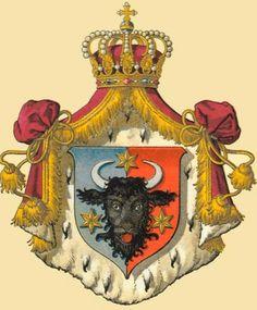 Duchy of Bukovina, Österreichisch Ungarische Wappenrolle 1900, Hugo Gerhard Ströhl.
