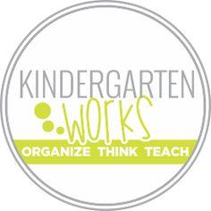 KindergartenWorks | Organize. Think. Teach.