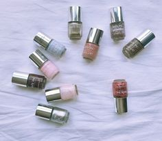 Nails Inc Love Letters collection