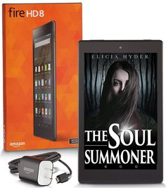 Win a Kindle Fire from #urbanfantasy Author Elicia Hyder