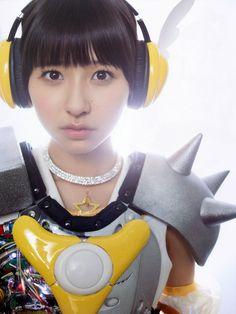 Shiori Tamai(Momoiro Clover Z)