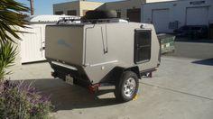 2012 custom teardrop trailer ,designet for off road