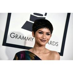 """""""- NEW PHOTO - Zendaya at the 57th Annual GRAMMY Awards in LA :) - February 8th, 2015 - - @Zendaya 
