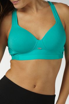 Marika Magic Magic Essential Smooth Shaping Uplift Sport Bra In Cerulean - Beyond the Rack