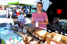 #goatvet is impressed this lady started selling her goat milk soaps in high school