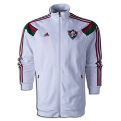 adidas Fluminense Anthem Track Top 2014