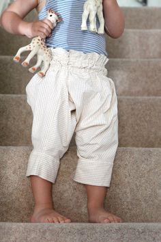 Toddler Pantaloons - Brenna Jensen