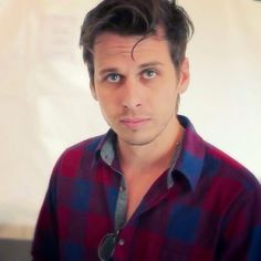 mark foster, from foster the people. my inspiration ! ❤️