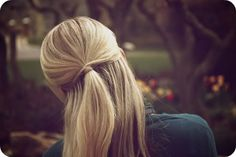 loved her 30 hairstyles in 30 days. i got some great ideas