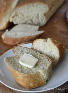 Speedyish French Bread