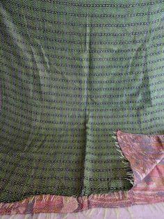 Vintage Silk Kantha Scarves, Kantha Silk Scarve, Handmade Silk Scarf, Silk 040