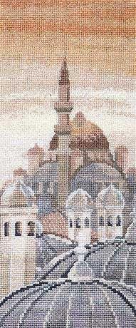 Gallery.ru / Фото #1 - Крыши Стамбула - DELERJE Isztambul