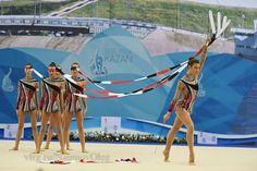 Group Italy, World Cup (Kazan) 2015 Souffle, Rhythmic Gymnastics, Group Photos, Sport, Leotards, World Cup, Italy, Train, Dance