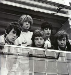 The Rolling Stones in Manchester
