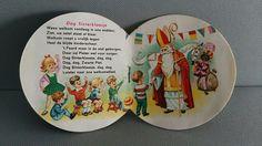 Sinterklaas boekje uit de jaren 70