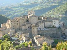 Vallo di Nera, Perugia, Umbria, Italy
