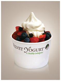 Velvet Yogurt, Self Serve Frozen Yogurt, San Clemente, Laguna Beach