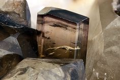 Elbaite - Grotta d'Oggi, San Piero in Campo, Campo nell'Elba, Elba Island, Livorno Province, Tuscany, Italy Size: 5.55 mm