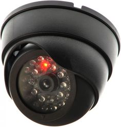 steam1 : Dummy Dome Security Security CCTV Surveillance Camera With Blinking Light price, review and buy in Egypt, Amman, Zarqa   Souq.com