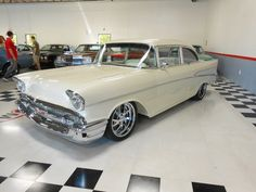 1957 Chevy 2-Door Sedan