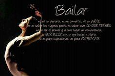 Bailar...