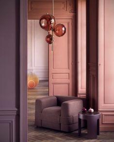 Casinha colorida: As cores que dominarão 2018 Colorful house: The colors that will dominate 2018 House Design, Colorful Interiors, Interior, Interior Inspiration, Home, House Styles, House Interior, Interior Rugs, Interior Design