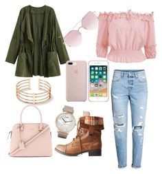 """""""In style"""" by happytunes5 on Polyvore featuring Charlotte Russe, Kate Spade, CLUSE and LMNT"""