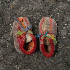 Musa Shep, 2 anni, maschio. Giorni di cammino: 20