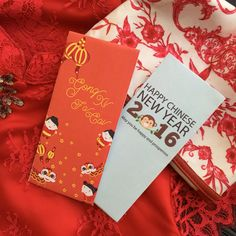 Customized angpao for chinese new year  For more info do visit instagram @inkvitationgallery